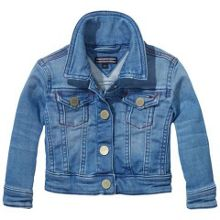 Tommy Hilfiger Girls Vivianne Mini Denim Jacket