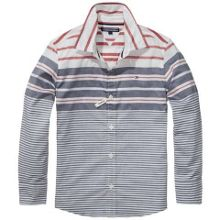 Tommy Hilfiger Boys Stripe Shirt
