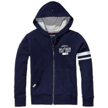 Tommy Hilfiger Boys Tommy Zip Through Hoody