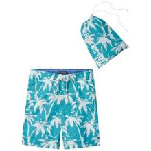 Tommy Hilfiger Boys Palm Swimshort