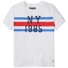Tommy Hilfiger Boys Flag T-shirt