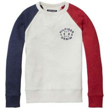 Tommy Hilfiger Boys Colourblock Jumper
