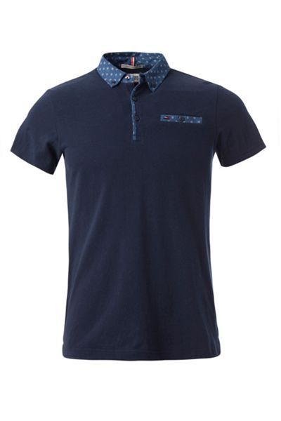 Tommy Hilfiger Button down detail Polo top