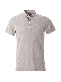 Button down Polo Top