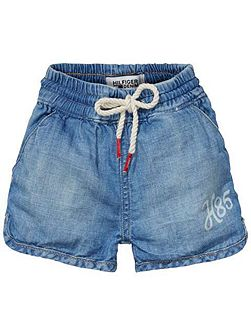 Girls Clara Denim Shorts