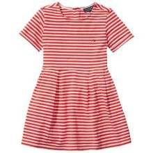 Tommy Hilfiger Girls Resa Stripe Mini Dress