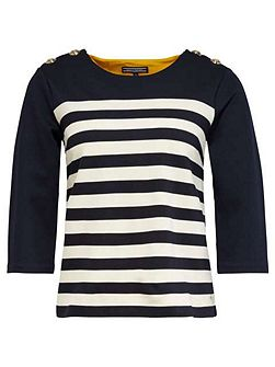 Fekla Stripe Top