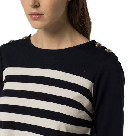 Tommy Hilfiger Fekla Stripe Top
