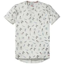 Tommy Hilfiger Allover Printed T-shirt