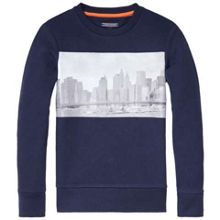 Tommy Hilfiger Boys Basic Crew Neck Sweater