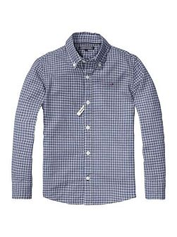 Boys Faybe Check Shirt