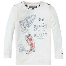 Tommy Hilfiger Girls Mermaid Top