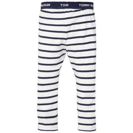 Tommy Hilfiger Girls Stripe Mini Leggings