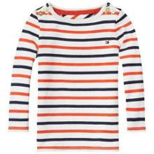 Tommy Hilfiger Girls Stripe Mini Top