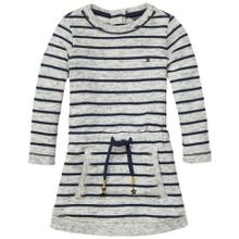Tommy Hilfiger Girls Striped Mini Dress