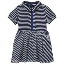 Tommy Hilfiger Girls Stripe Chiffon Dress