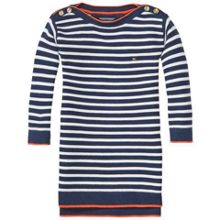 Tommy Hilfiger Girls Mini Sweater Dress