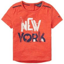 Tommy Hilfiger Girls NY Mini Top