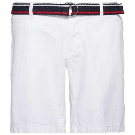 Tommy Hilfiger Brooklyn Twill Shorts and Belt