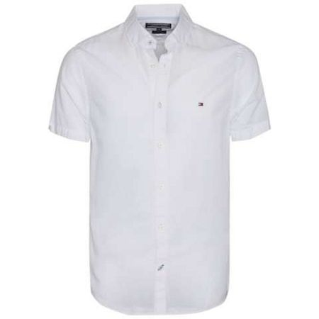 Tommy Hilfiger Slub short sleeve shirt