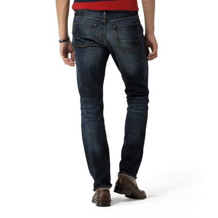 Tommy Hilfiger Bleeker Billy Blue Jeans