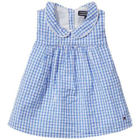 Tommy Hilfiger Girls Monica Gingham Top