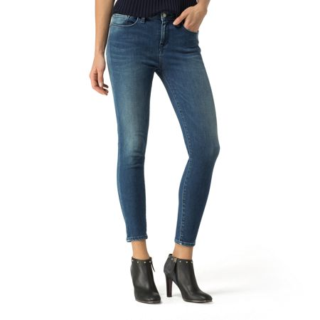 Tommy Hilfiger Como Cropped Raylene Jeans
