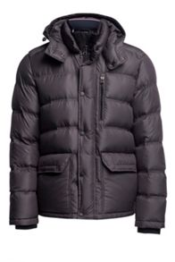 Tommy Hilfiger Down Hooded Bomber