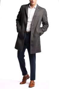 Tommy Hilfiger Lycon tailored coat