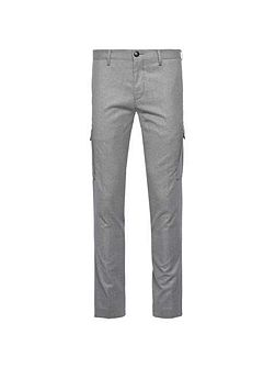 Criss brush tailored trouser