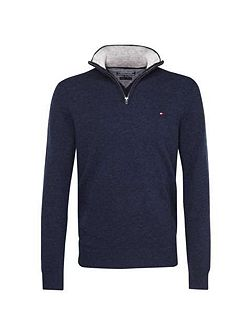Liam Lambswool Sweater
