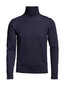 Premium Wool Roll Neck