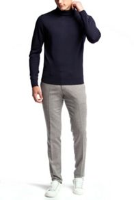 Tommy Hilfiger Premium Wool Roll Neck