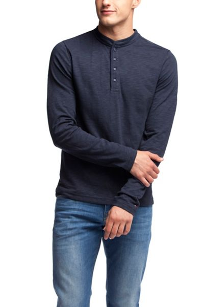 Tommy Hilfiger Clyde Henley Top