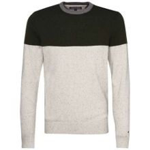 Tommy Hilfiger Donegal Colour Block Jumper