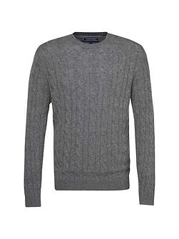 New Cable Knit Jumper