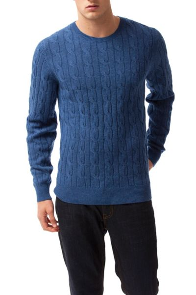 Tommy Hilfiger New Cable Knit Jumper