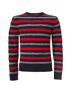Darrel Stripe Jumper