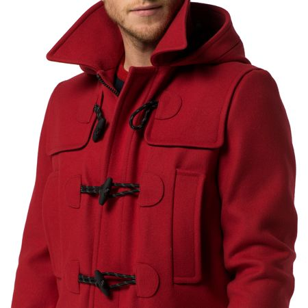 Tommy Hilfiger Branch Duffle Coat