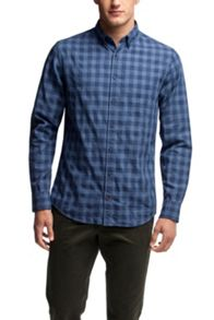 Tommy Hilfiger Stein Check Shirt