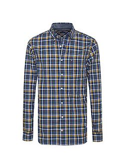 Bastian Check Shirt