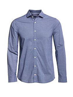 Awol Micro Check Shirt