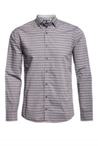 Tommy Hilfiger Heather Bold Stripe Shirt