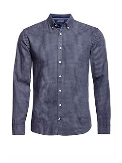 Mini Windowpane Shirt