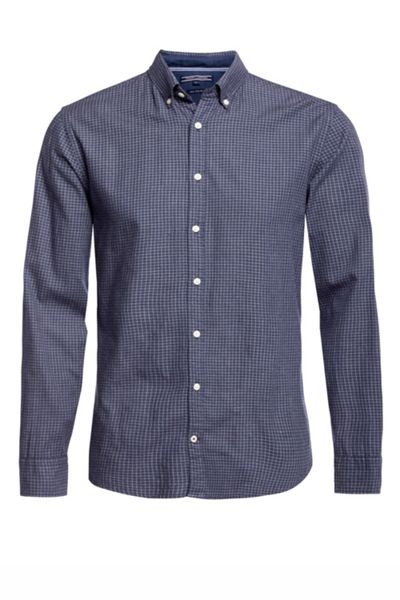 Tommy Hilfiger Mini Windowpane Shirt