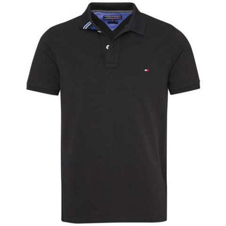 Tommy Hilfiger Slim Fit Short Sleeve Polo Top