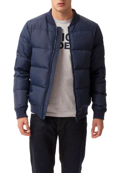 Tommy Hilfiger THDM Basic Down Bomber