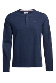 Tommy Hilfiger THDM Basic Henley Top