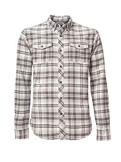 THDM Tonal Check Shirt