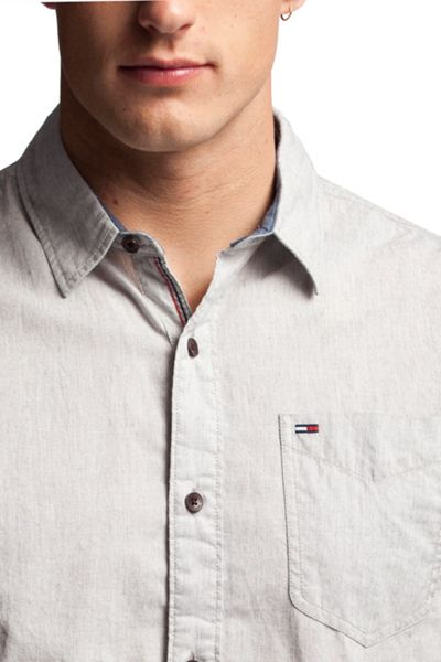 Tommy Hilfiger THDM Basic Solid Shirt